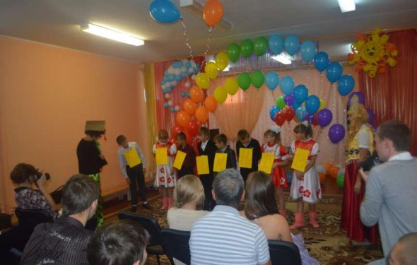 Галерея › Подарим детям мир