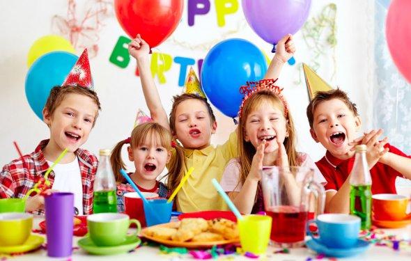 Игры на дне рождения ребенка