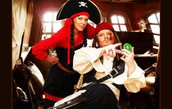 конкурсы для пиратской