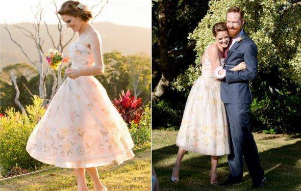 Небольшая свадьба