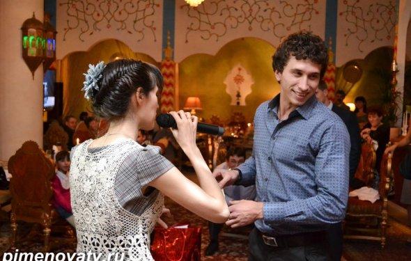 Необычные конкурсы на свадьбе