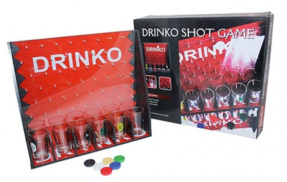 Пьяные игры: игры для пьяной