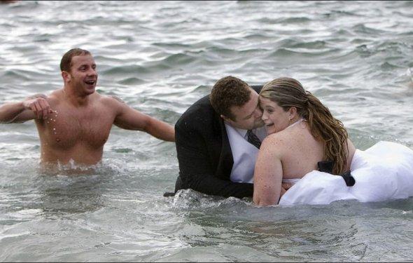Самые прикольные свадьбы…