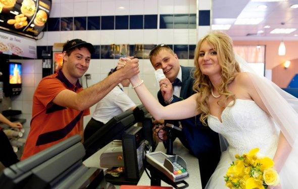 Как провести свадьбу без