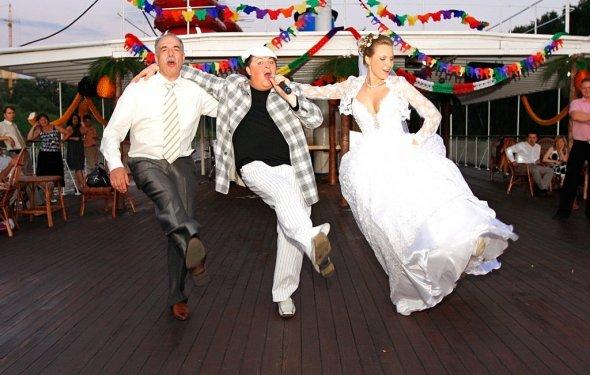 Свадьба дома: сценарий для