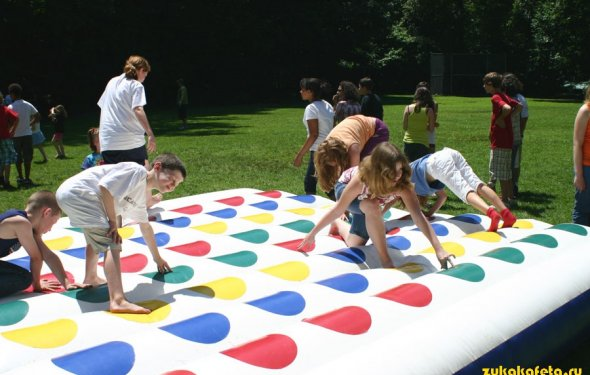 Веселые игры для детей для