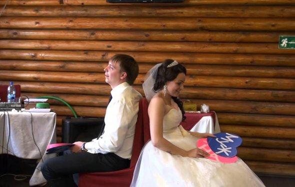 Видеосъемка свадьбы в
