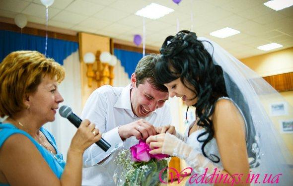 Конкурсы на свадьбу обязанности